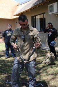 Damien Lecouvey expert français serpents